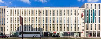 Adagio (hotel) - Adagio Aparthotel Köln City