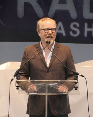 Adam Savage - At Reason Rally Washington, D.C., March 23, 2012