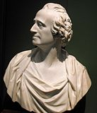 Bust of Adam Smith