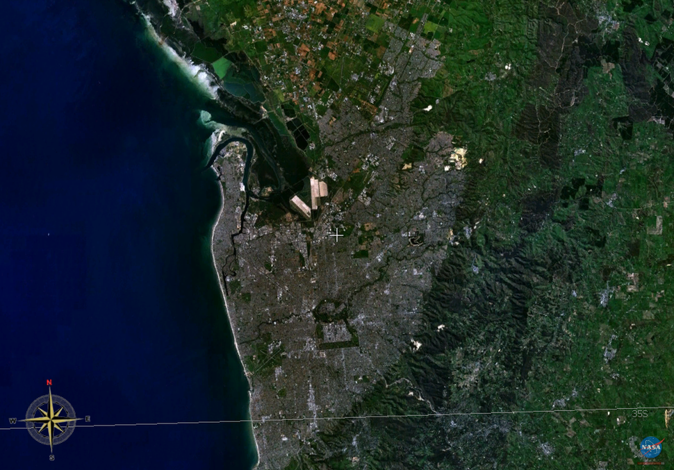 Adelaide Metropol