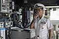 Adm. Haney speaks to crew aboard USS Pearl Harbor. (9554191705).jpg