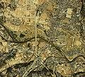 Aerial photo of Izumi-chūō 01, 1984.jpg