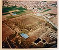 Aerial photograph of the Agora, Archaeological Museum, Pella (7065336413).jpg