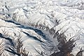 Aerial photograph of the Himalayas, Ladakh 02.jpg