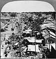 Aerial view of Beijing in 1902 at the scene of Ambassador Von Ketteler's murder.jpg