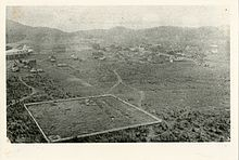 Aerial view of Schreiber from the 1890s