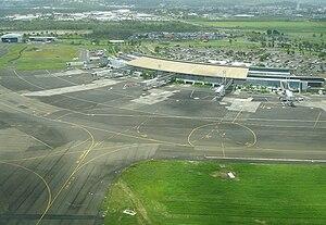 Le Lamentin - Aimé-Césaire International Airport in Le Lamentin