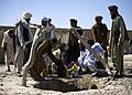 Afghan Commandos, Police unite to secure rural Kandahar DVIDS385711.jpg