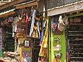 African wear in a shop.JPG