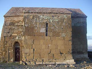 Aghaiani church of Saint Nino