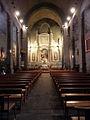 Agde (34) Cathédrale Saint-Étienne Intérieur 01.JPG