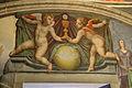 Agnolo bronzino, Caduta della manna e comparsa di sorgenti nel deserto nella cappella di eleonora, 1540-45, 02 eucarestia.JPG