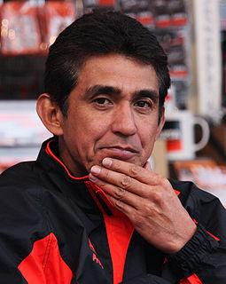 Aguri Suzuki racecar driver