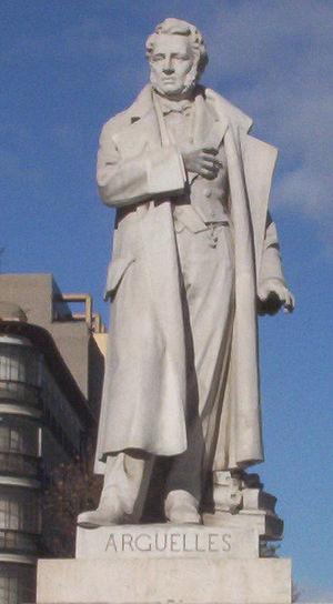 Argüelles, Agustín (1776-1844)