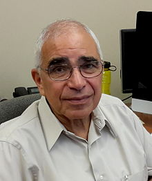 Ahmed Sameh, CS Department, Purdue University, May 27, 2015.jpg