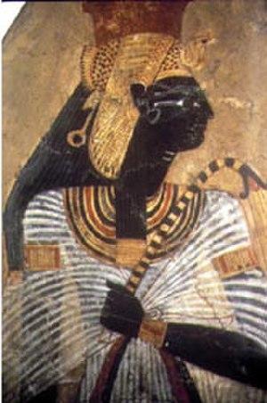 Second Prophet of Amun - Image: Ahmosenefertari