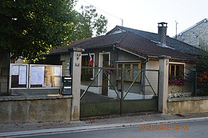 Ailleville - The Town Hall