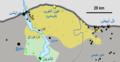 Ain al-Arab am 13 September 2014-ar.png