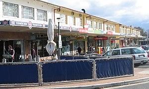 Ainslie, Australian Capital Territory - Ainslie Shops
