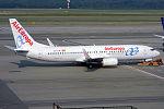 Air Europa, EC-LUT, Boeing 737-85P (16430871606) (2).jpg