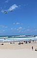 Air Force Fly By on Tel Aviv Beach IMG 1659.JPG