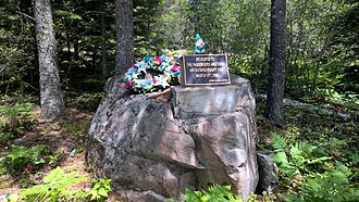 Air Ontario Flight 1363 - Air Ontario 1363 Memorial Site