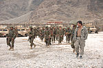 Airborne, Afghani army soldiers prepare for joint operation. DVIDS86962.jpg