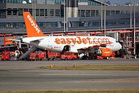 HB-JYC - A319 - EasyJet Switzerland