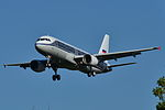 """Airbus A320-200 Aeroflot (AFL) """"Retro jet livery"""" F-WWIF - MSN 5614 - Named Dobrolet - Will be VP-BNT (9743171054).jpg"""