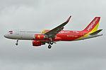 Airbus A320-200 VietJetAir (VJC) F-WWDR - MSN 5742 - Will be VN-A682 (9839679115).jpg