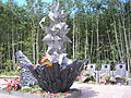 Airport Disaster 20.06.11 Memorial near Petrozavodsk 3.JPG