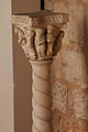 Aix cathedral cloister column detail 02.jpg