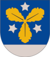 Coat of arms of Aizkraukle