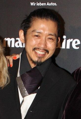Akira Isogawa - Isogawa at 2013 Prix de marie claire Awards, in March 2013