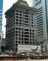 Al Yaquob Tower Under Construction on 22 November 2007.jpg