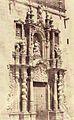 Alacant, portada de l'església de Santa Maria, 1858, J. Laurent.jpg