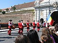 Alba Carolina Fortress 2011 - Changing the Guard At The Third Gate-3.jpg