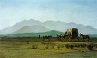Albert Bierstadt - Surveyor's Wagon in the Rockies (1).jpg