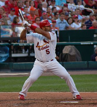 Albert Pujols - Pujols in 2006