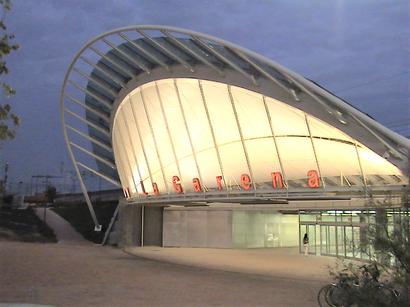 Como Llegar A Estacion De La Garena En Alcala De Henares En Autobus