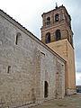 Alcazaren iglesia de Santiago fachada lateral y torre ni.jpg