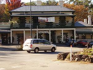 Aldgate, South Australia - Aldgate Pump Hotel