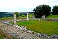 Alesia, Ausgrabungen, Atrium des Ucuetis-Tempels.0022.JPG