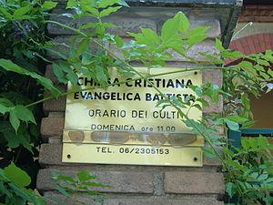 Alessandrino - Chiesa evangelica battista 0