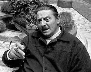 Alessandro Blasetti - Blasetti in 1965