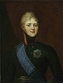 Alexander I of Russia after Shchukin (19 c, Hillwood museum).jpg