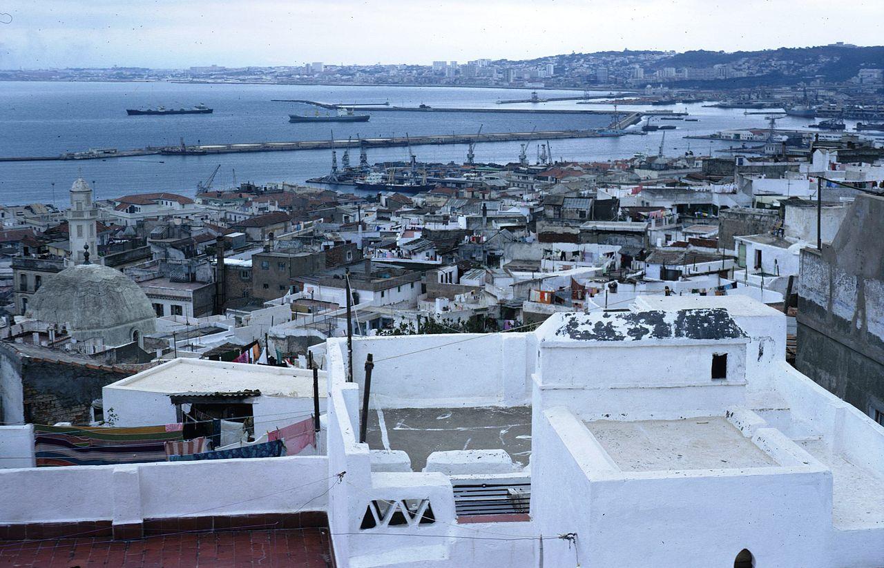 Algier's Kasbah, Algier - Holidays in Africa