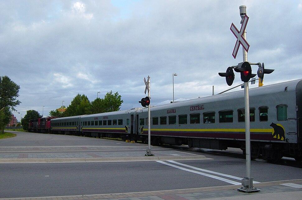 Algoma Central Railway, Sault Ste. Marie, Ontario