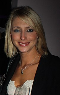 Ali Bastian English actress