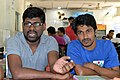 Ali Haidar Khan & Rafaell Russell at Chittagong meetup 4 (03).jpg